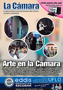 La Camara Octubre 2016 TAPA